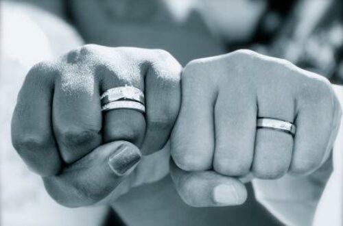 Article : Une bague au doigt? Non merci