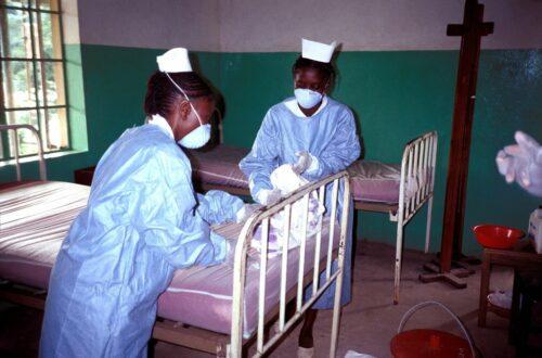 Article : Des hôpitaux et des morts