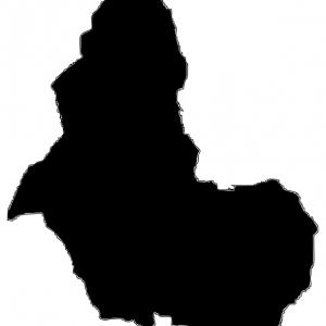 Une carte d'Afrique pas à l'envers